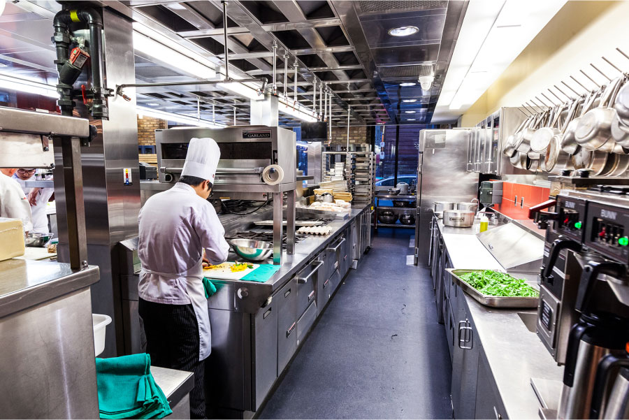 George Brown College - Centre for Hospitality & Culinary Arts and The Chefs' House